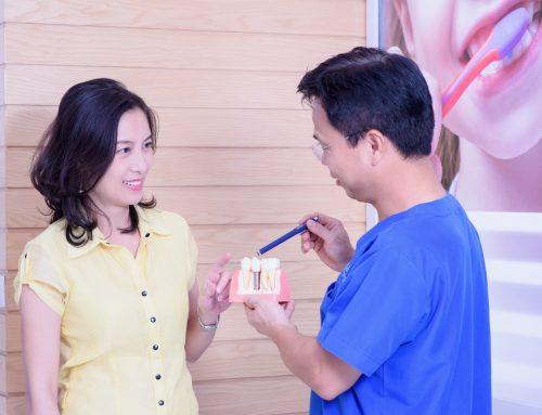 Răng sứ thẩm mỹ tại nha khoa uy tín