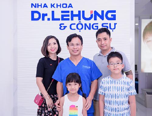 Lịch sử hình thành một phòng khám Nha khoa uy tín Lê Hưng tại Hà Nội