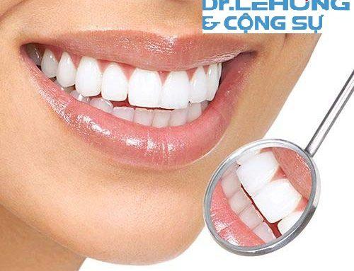Đắp răng sứ sẽ có những khác biệt nào so với bọc răng sứ