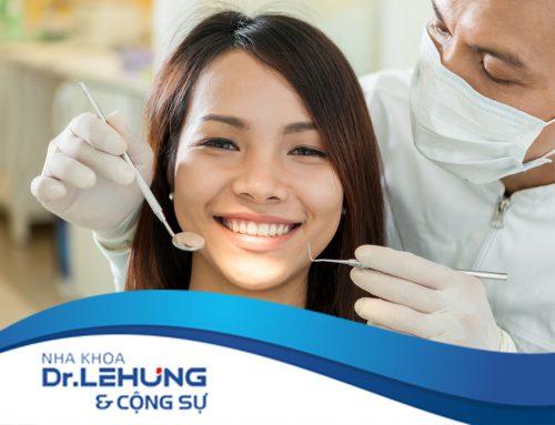Độ bền của răng sứ kim loại